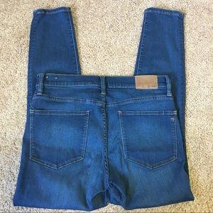 [like new] Madewell Roadtripper Skinny Jeans 30